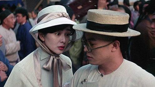 李连杰、关之琳最浪漫的功夫片,黄飞鸿十三姨爱情的巅峰时刻!