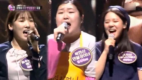 Ailee与粉丝演唱《给你看》,这些妹子你们都是放出来的吗!