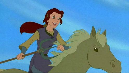 《魔剑奇兵》:邪恶药水把人变成动物,女骑士大战魔王拿到解药