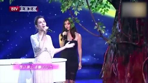 一秒钟就被迷倒了,卢靖姗钢琴独奏《真的爱你》+《Angel》太好听
