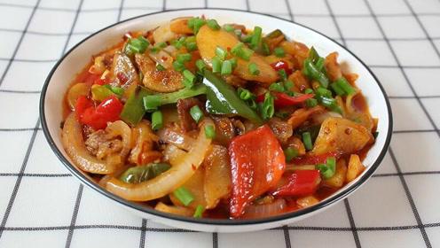 土豆想要做得好吃有诀窍,炒时记住这关键一步,炒出来又香又好吃