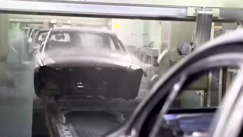 奔驰C级轿车是如何制造的?
