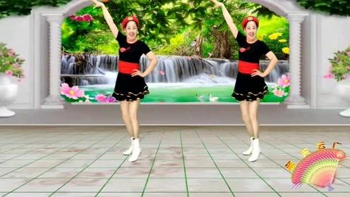 广场舞 水兵舞 《爱你每一天》附教学