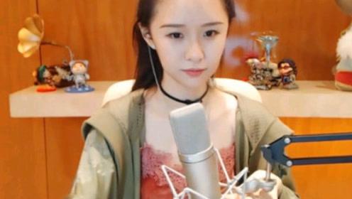 网红一姐阿冷,翻唱林志炫歌曲 《没离开过》,一开口就耳朵已怀孕!