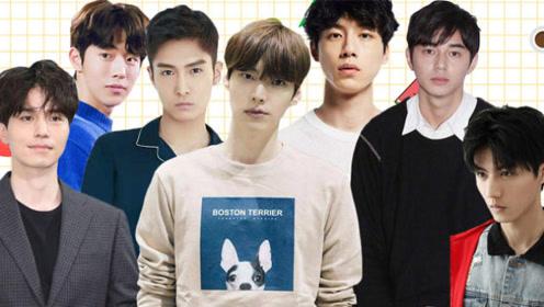 这些帅哥居然是麻豆?中日韩模特转型男演员大盘点