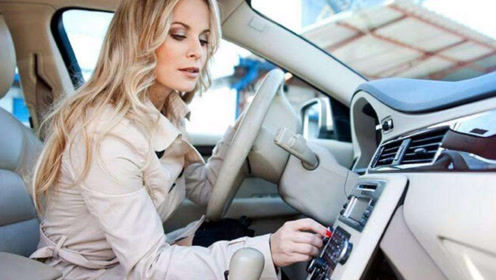 离开驾校要丢掉的7个坏习惯,正常开车基本用不上,还可能有危险