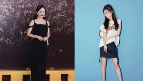 杨幂穿1万+的礼服走红毯,粉丝嫌太便宜?最该换的明明是她的鞋