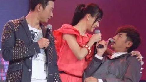 看了罗晋唐嫣八年前旧照 就知道罗晋为何非要娶给唐嫣了!