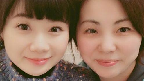 福原爱怀孕6个月不显胖 退役仍与教练情如姐妹
