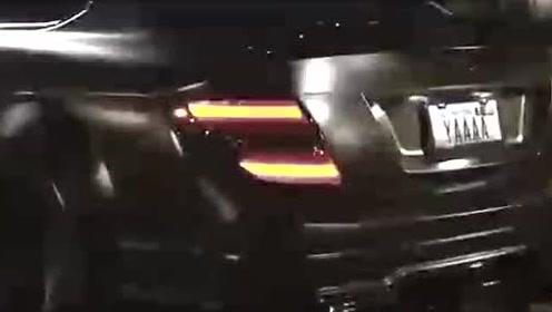 奔驰AMG C63这种素改正合适,低调的奢华,掩藏不住的霸气