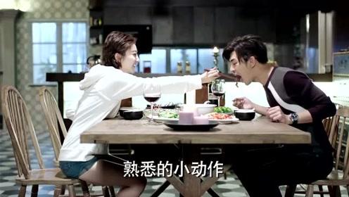 甜蜜来袭!林烨童风携手逛超市共进晚餐互相喂食,这是同居的节奏