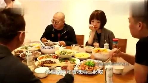"""火腿越老越好吃,30年的更是可遇不可求,""""吃货""""李连杰直呼可惜"""