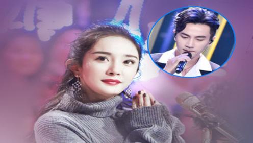 杨幂刘恺威最后一次登台合唱,一首《想把我唱给你听》唱哭台下观众