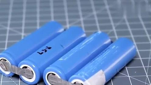 买一个充电宝好贵,教大家自制太阳能充电宝,原理很简单