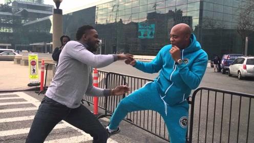 蜘蛛VS骨头!这一刻让MMA粉丝惊声尖叫!