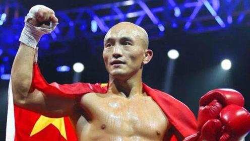 一龙早期格斗比赛 重击读秒泰拳国家队队员