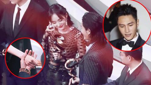 杨幂离婚后受特殊照顾 还与他牵手站C位?