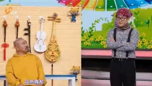 2019春晚刘能小品:老爹跟教授比拼才艺,全是东北民间才艺