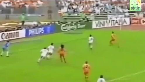 十大难度极高的小角度射门,中国男足成进球背景