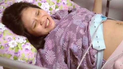 超顺利的产妇头胎生产过程,感觉还没怎么痛孩子就出来了!