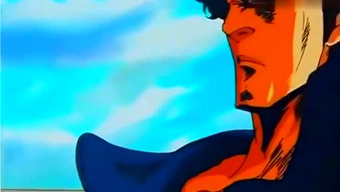 北斗神拳:健次郎骑着黑王出场太霸气 巴托琳儿喜极而泣