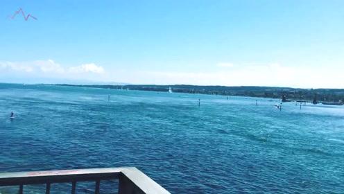 在欧洲旅游之康斯坦茨湖