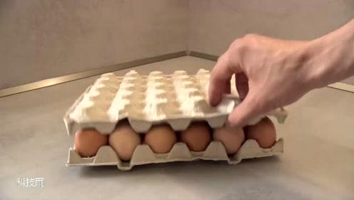 实验:用4000根火柴烘烤鸡蛋结果会怎样?没想到跟想象的相差太远!