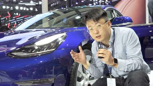上海车展的特斯拉model3,理性追求,不要盲从