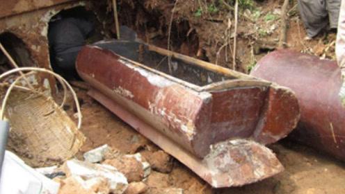 太原发现一明朝古墓,挖掘途中尸体不翼而飞,得知真相专家愤怒了
