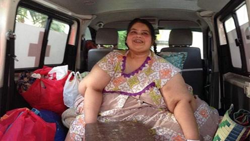 亚洲最胖女人手术减重400斤 切胃限制食量重获新生