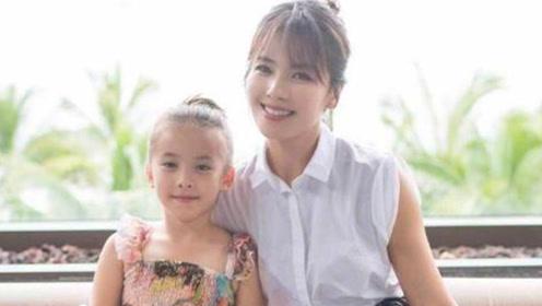 """刘涛11岁女儿近照曝光 颜值太惊艳简直是翻版""""刘涛"""""""