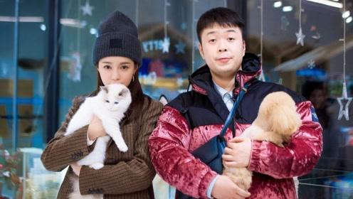 杜海涛送助理一套婚房,看沈梦辰的表情,教养不是装出来的!