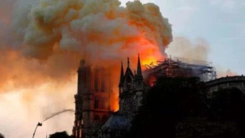 """巴黎圣母院又出事了?燃烧过后竟变身""""毒院"""",铅含量超标65倍"""