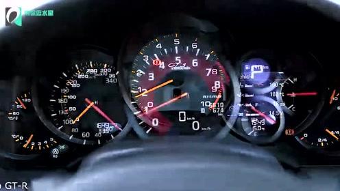 2019款日产GTR和保时捷911 GT3差别到底有多大?