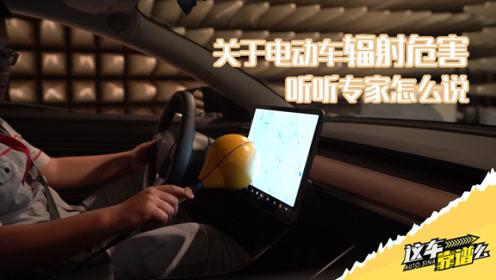 中汽中心专家周博雅:电动车辐射危害有限