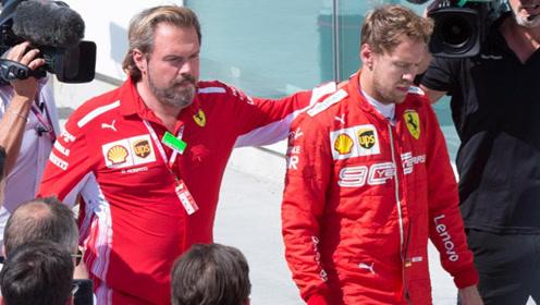 维特尔被罚5秒丢掉冠军,法拉利赛车性能惹争议,跃马要凉?