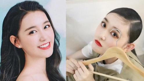 当年的小童星蒋依依终于长大 如今比关晓彤更加有灵气