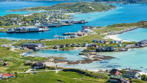 69天日不落!挪威夏日岛迎来极昼,成全球首个取消时间的区域