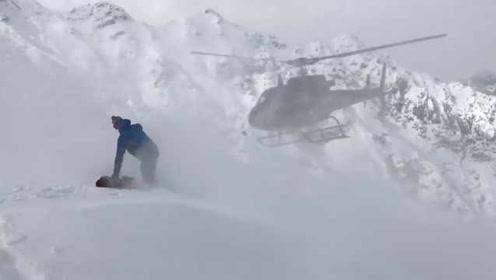 遭遇雪崩!两名中国登山者巴基斯坦遇难