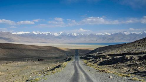 世界上最荒凉的公路,没有一个指示牌,冒险者的天堂!