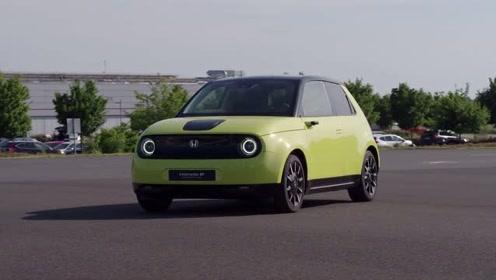主打新能源细分市场,精质电动小车-本田e