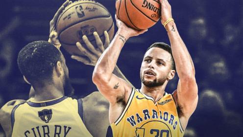 谁是NBA最全面射手?纪录片揭秘库里三分如何炼成!上集
