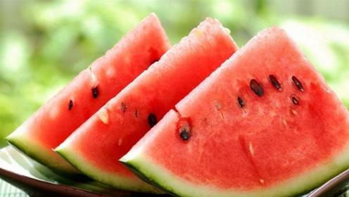 1个西瓜等于6碗米饭?或许想减肥的话,或许要这样吃它!