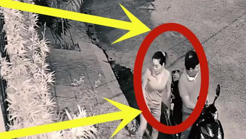 摩托男带妻子突然停下车,回放监控后,父母都觉得没有脸面!