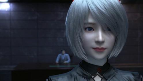 《绝命响应》3D科幻国漫崛起,女主化身战斗姬,AI给她重生