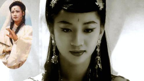 女星饰演的观音 赵雅芝经典梅艳芳另类,后一位演活了