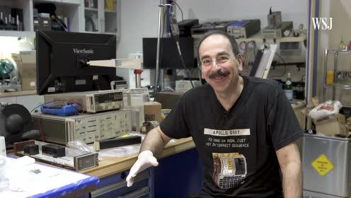 阿波罗宇宙飞船计算机重获生机