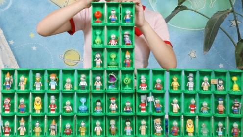 《猫扎特玩具》植物大战僵尸出盲盒啦 !放在一起也太壮观了吧!
