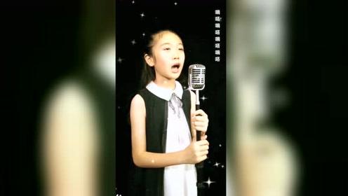 小女孩唱《滴答》,原来童声版这么好听!