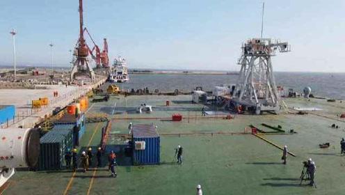 继首次海上发射火箭后,我国将建首个海上发射母港!